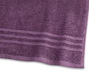 DUSCHHANDDUK - syrén, Basics, textil (65/130cm)