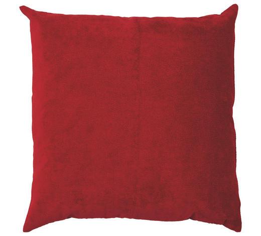 ZIERKISSEN 50/50 cm  - Rot, Basics, Textil (50/50cm) - Novel