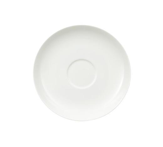 UNTERTASSE  - Weiß, KONVENTIONELL, Keramik (18cm) - Villeroy & Boch