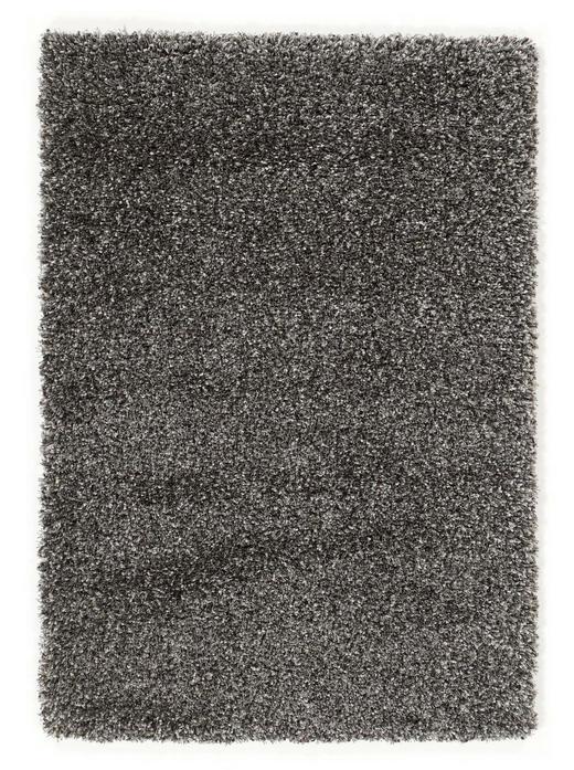 HOCHFLORTEPPICH  240/340 cm  gewebt  Dunkelgrau - Dunkelgrau, Basics, Textil (240/340cm) - Novel