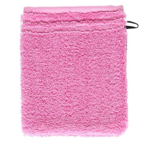 WASCHHANDSCHUH - Rosa, Basics, Textil (22/16cm) - Vossen