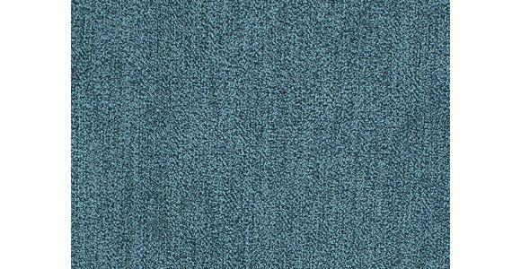 WOHNLANDSCHAFT in Textil Blau  - Blau/Alufarben, Design, Textil/Metall (170/333/265cm) - Dieter Knoll