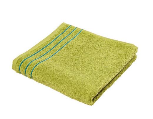 RUČNÍK - světle zelená, Basics, textilie (50/100/cm) - Vossen