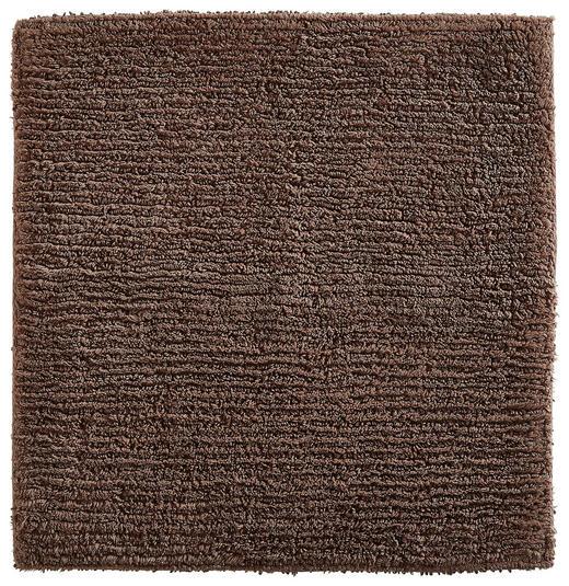 BADEMATTE  Taupe  60/60 cm - Taupe, Design, Textil (60/60cm) - Linea Natura