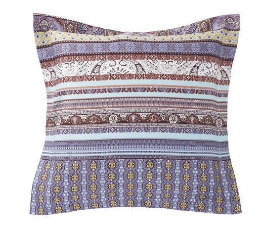 KISSENHÜLLE Grau - Grau, Design, Textil (40/40cm) - Bassetti