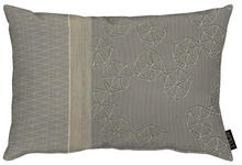 ZIERKISSEN  - Braun, Design, Textil (35x50cm) - Ambiente