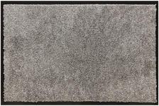 FUßMATTE 40/60 cm  - Hellgrau, KONVENTIONELL, Kunststoff/Textil (40/60cm) - Esposa