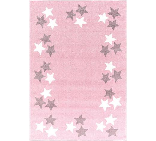 KINDERTEPPICH  120/180 cm  Rosa   - Rosa, Textil (120/180cm)