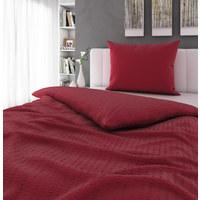 POVLEČENÍ - červená, Basics, textil (140/200cm) - NOVEL
