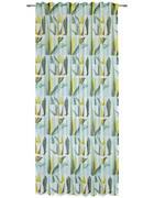 FERTIGVORHANG transparent  - Multicolor, Trend, Textil (140/245cm) - Esposa