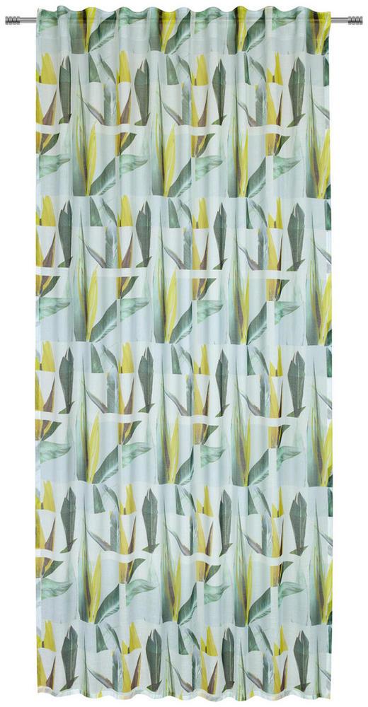 FERTIGVORHANG  transparent  140/245 cm - Multicolor, Trend, Textil (140/245cm) - Esposa