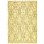 OUTDOORTEPPICH  120/180 cm  Gelb   - Gelb, Trend, Textil (120/180cm) - Boxxx