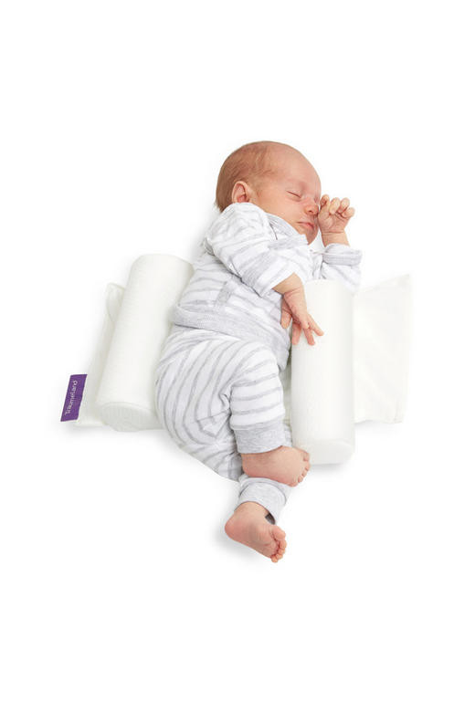 Seitenlagerungsset - Weiß, Basics, Textil - Träumeland