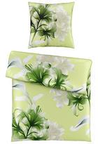 POSTELJINA - zelena, Konvencionalno, tekstil (135/200cm) - ESPOSA