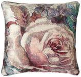 ZIERKISSEN 45/45 cm - Beige/Rosa, Trend, Textil (45/45cm) - Esposa