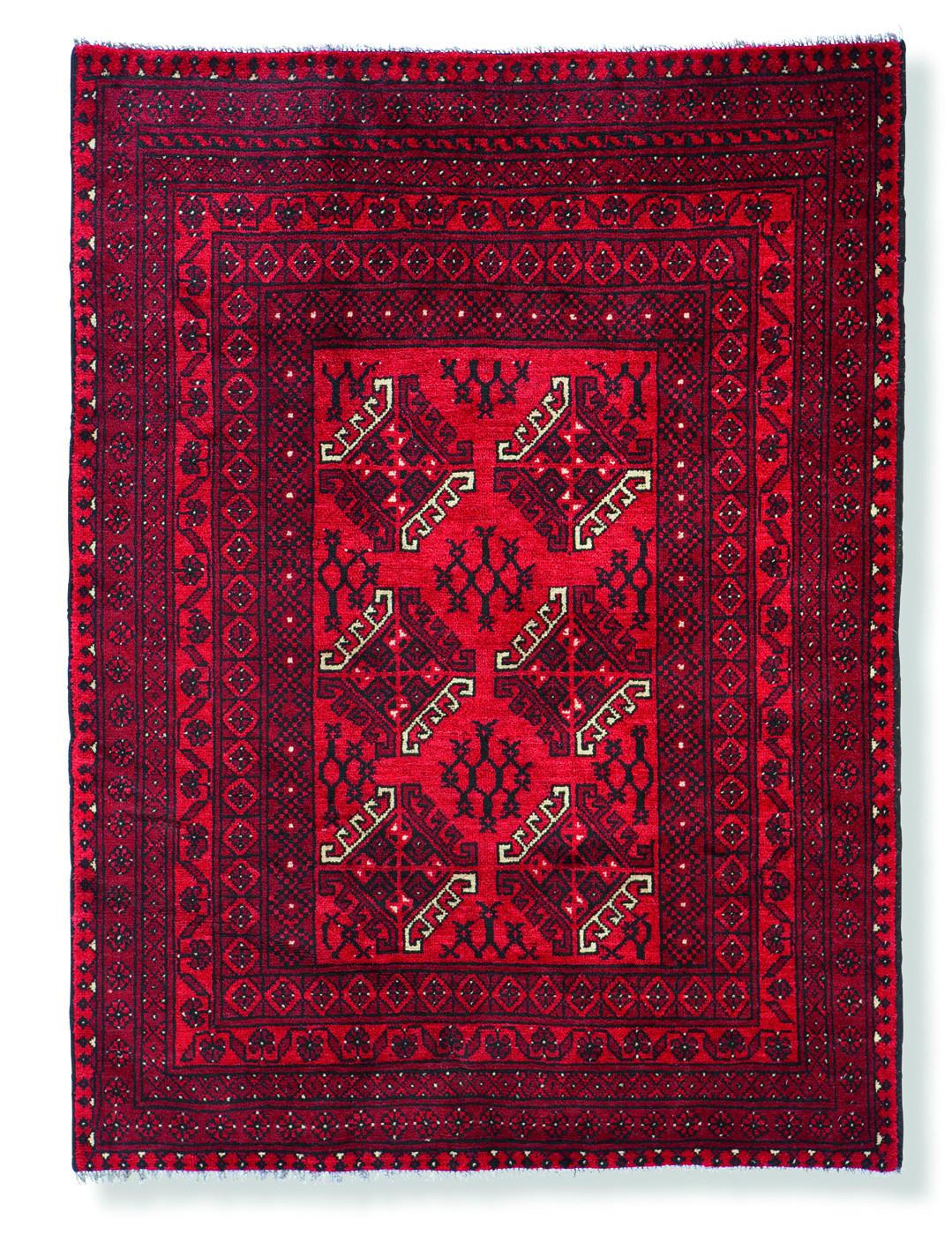 ORIENTTEPPICH 100/150 cm - Multicolor, KONVENTIONELL, Textil (100/150cm) - ESPOSA