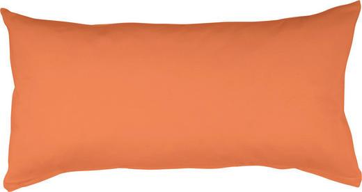 KOPFKISSENBEZUG  40/80 cm - Kupferfarben, Basics, Textil (40/80cm) - SCHLAFGUT