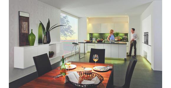 EINBAUKÜCHE - Design, Glas/Holzwerkstoff - Dieter Knoll