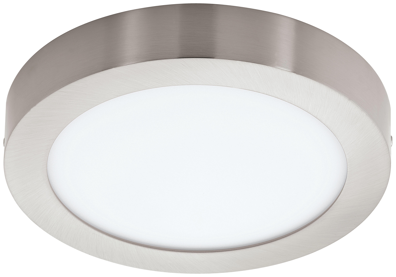 SKÅPBELYSNING - nickelfärgad, Basics, metall/plast (30/4cm)