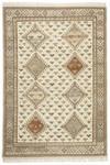 ORIENTTEPPICH Kazak Exklusiv   - Braun/Naturfarben, KONVENTIONELL, Textil (70/140cm) - Esposa