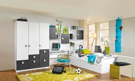 Jugendzimmer Grau Weiß Online Kaufen Xxxlutz