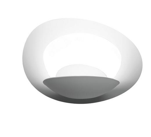 PIRCE MICRO LED  1248010A - Weiß, Design, Metall (22/14,8/16cm) - Artemide