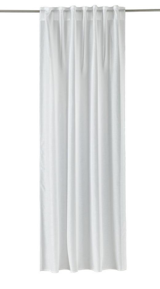 FERTIGVORHANG   140/245 cm - Weiß, Basics, Textil (140/245cm) - Esposa