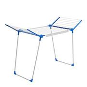 Standtrockner Pegasus 180 - Blau/Weiß, Basics, Metall (95/105/66cm) - Leifheit