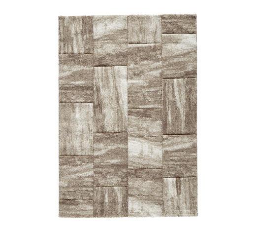 WEBTEPPICH  120/170 cm  Creme, Beige   - Beige/Creme, Basics, Textil (120/170cm) - Novel