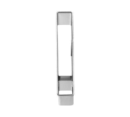KEKSAUSSTECHFORM - Edelstahlfarben, Basics, Metall (1/2,5/6cm) - Birkmann