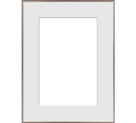 BILDERRAHMEN in Anthrazit - Anthrazit, Basics, Glas/Kunststoff (72/52/2cm)