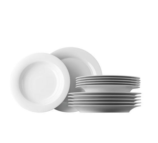 SERVIS ZA JELO - bijela, Konvencionalno, keramika (32/32/28cm) - Rosenthal