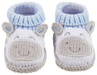SCHUHE - Blau/Weiß, Basics, Textil - My Baby Lou