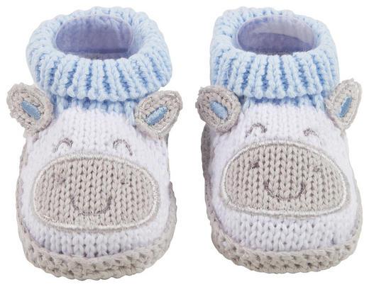 SCHUHE - Blau/Weiß, Basics, Textil (//null) - My Baby Lou