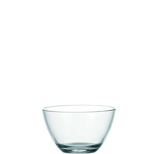 SCHALE Glas - Klar, Basics, Glas (14cm) - Leonardo