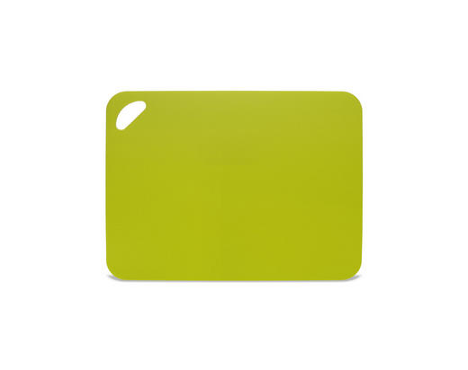 SCHNEIDEBRETT - Grün, Basics, Kunststoff (38/29/0,2cm) - Homeware