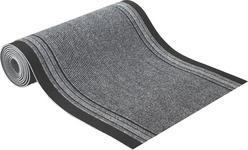 LÄUFER per  Lfm - Grau, KONVENTIONELL, Textil (80 cm) - Esposa
