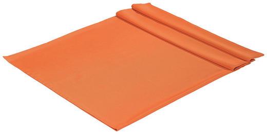 TISCHDECKE Textil Orange 135/170 cm - Orange, Basics, Textil (135/170cm)