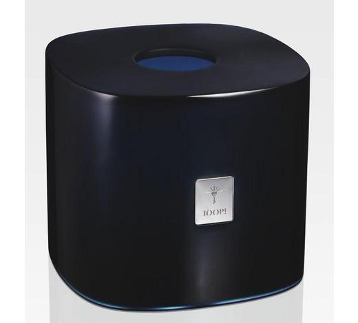 TASCHENTUCHBOX - Dunkelblau, Kunststoff (16,2/16,2/13,5cm) - Joop!