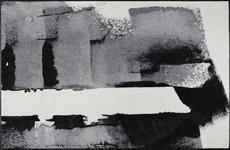 FUßMATTE 115/175 cm Abstraktes Grau, Weiß - Weiß/Grau, Basics, Kunststoff/Textil (115/175cm) - Esposa