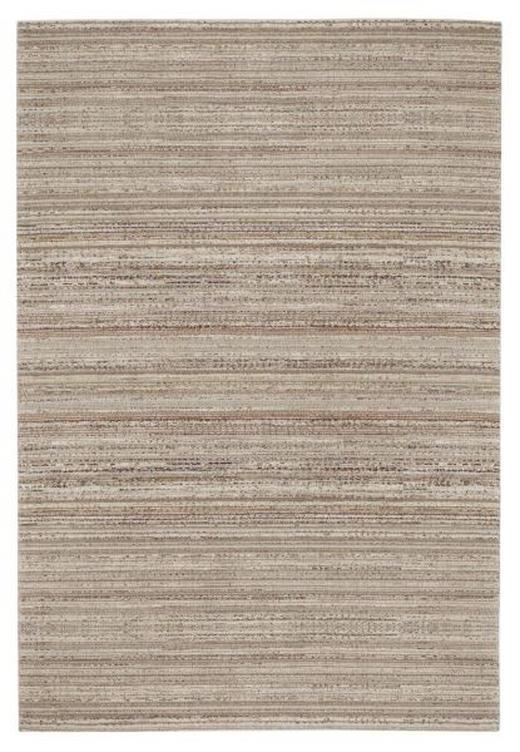WEBTEPPICH  65/130 cm  Beige, Naturfarben - Beige/Naturfarben, Basics, Textil (65/130cm) - Novel