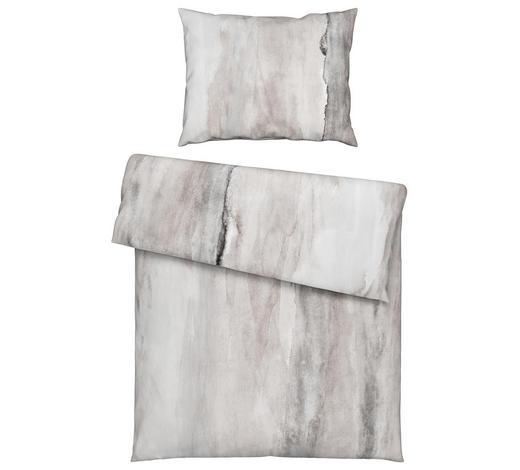 BETTWÄSCHE 140/200 cm - Grau, KONVENTIONELL, Textil (140/200cm) - Esposa