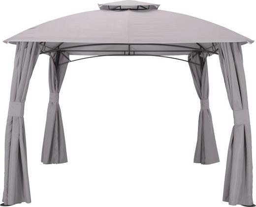 ERSATZDACH Grau - Grau, Design, Textil (400/300cm) - Ambia Garden
