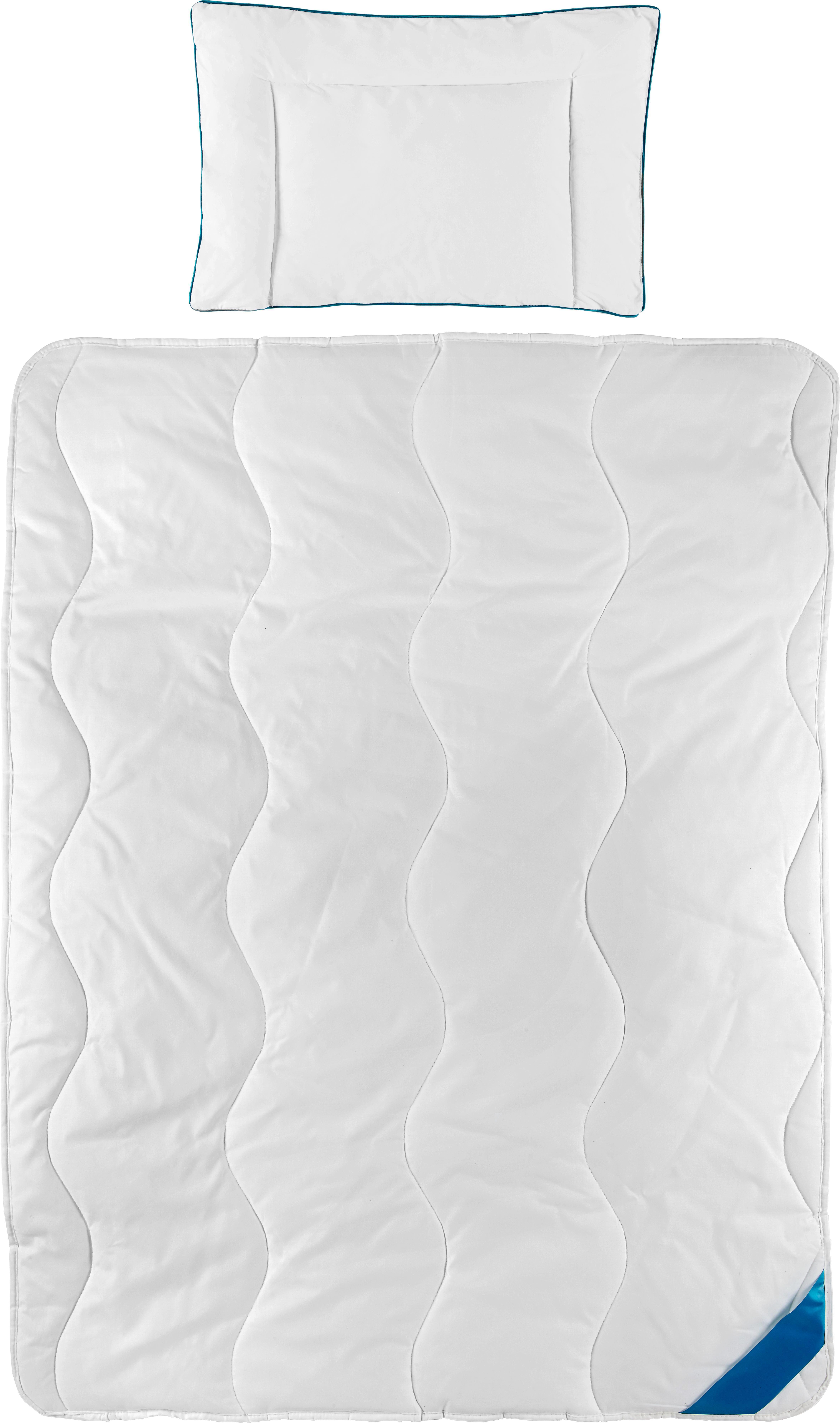 KINDERBETTSET 100/135 cm - Basics, Textil (100/135cm) - MY BABY LOU