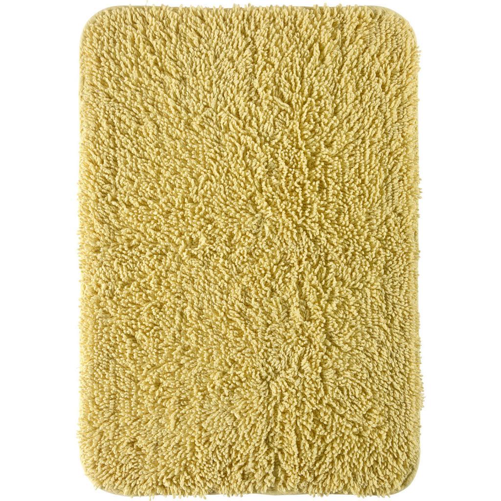 Boxxx Badteppich in gelb 55/80 cm