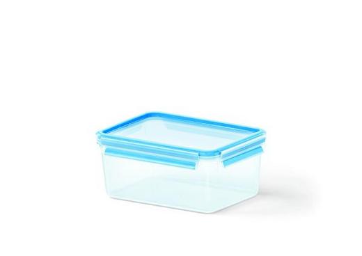 FRISCHHALTEDOSE 2,3 L - Blau/Transparent, Basics, Kunststoff (22.6/16.7/9.9cm) - Emsa