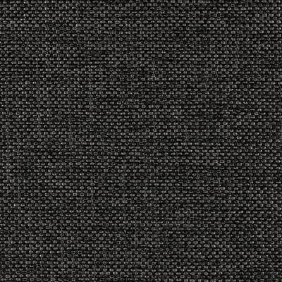 HOCKER Flachgewebe Dunkelgrau - Dunkelgrau/Schwarz, Design, Kunststoff/Textil (114/47/114cm) - CARRYHOME