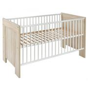 POSTÝLKA DĚTSKÁ - barvy dubu, Konvenční, dřevo/kompozitní dřevo (146/71/9cm) - My Baby Lou