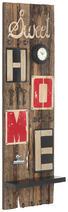 WANDDEKO - Multicolor, Design, Holz (45/150/20cm)