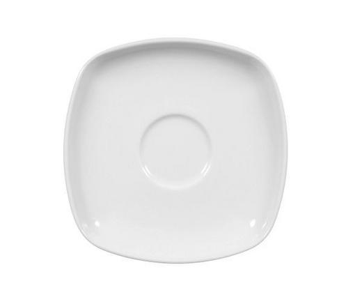 UNTERTASSE - Weiß, Basics, Keramik (14.5/14,5cm) - Seltmann Weiden